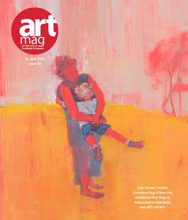 Artmag 161 Cover