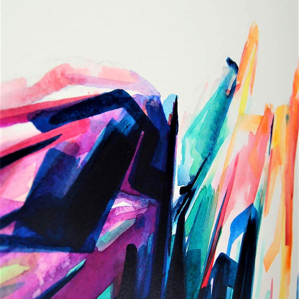 Joanna Craig, 'Lands beneath our feet', giclee print