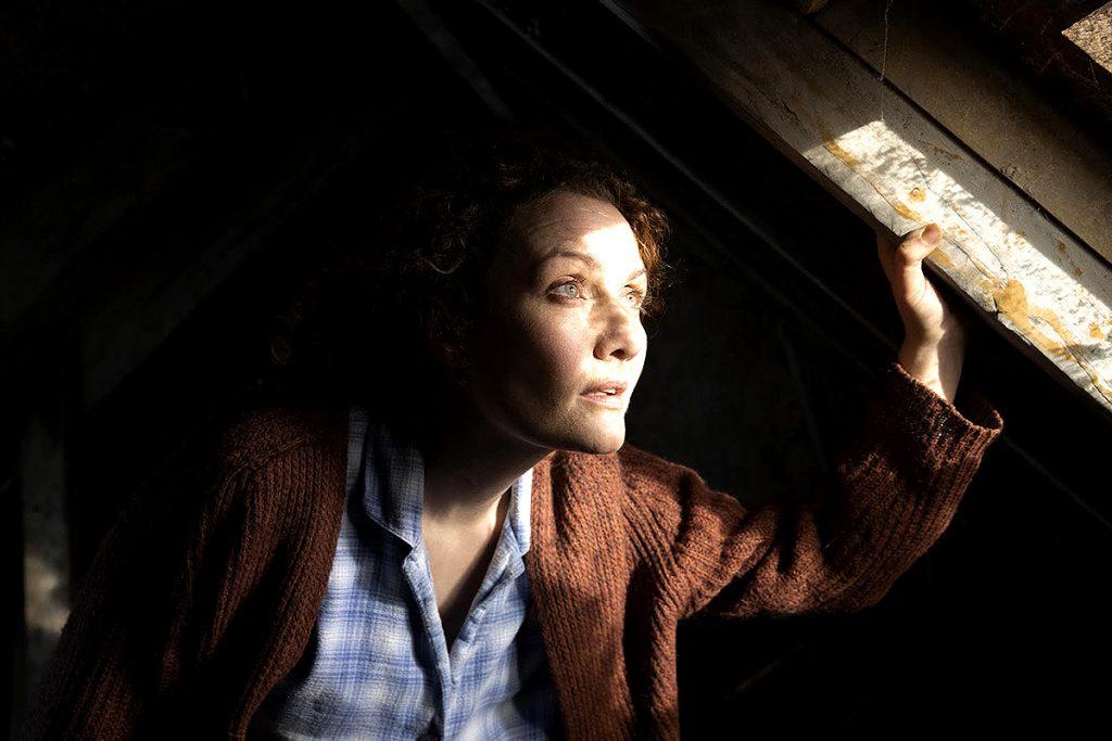 'A Glimpse', Director Zinnie Harris, featuring Kirsty Stuart. Image Robert Pereira Hind