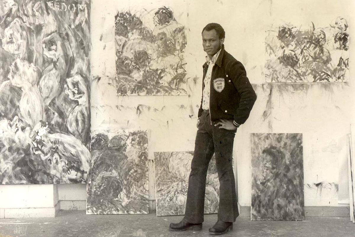 Henry Tayali, photo from Rhodrick Tayali