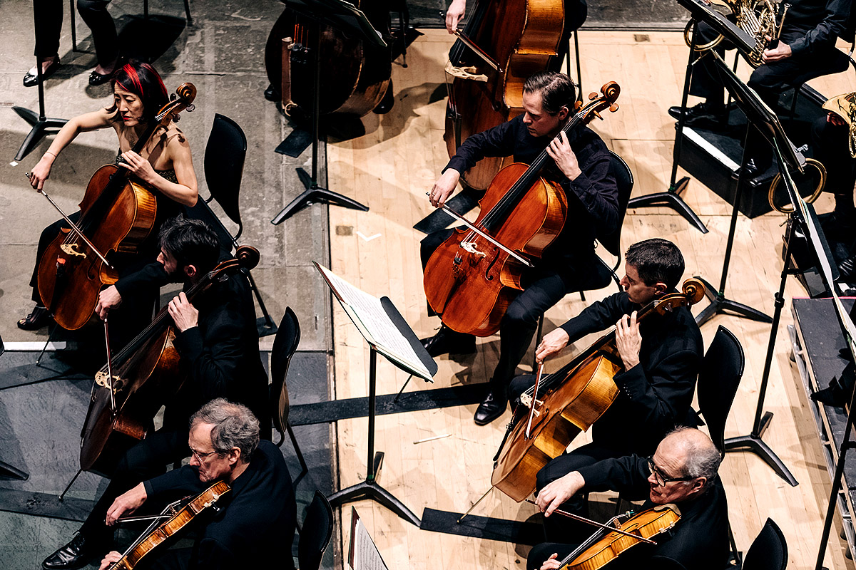 The Scottish Chamber Orchestra closes the Classical Concert Series with guest violinist Nicola Benedetti at the Perth Festival of the Arts