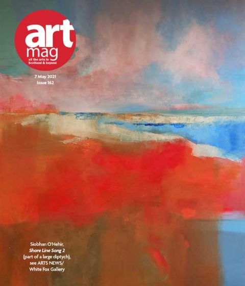 Artmag 162 Cover