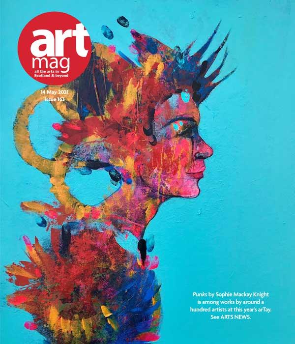 Artmag 163 Cover