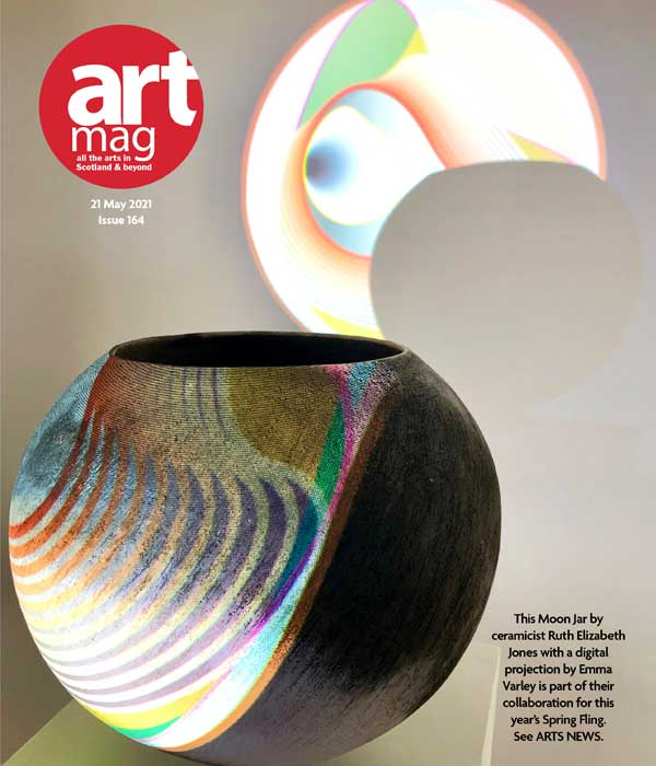 Artmag 164 Cover
