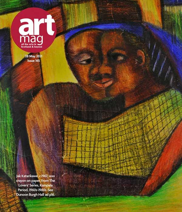 Artmag 165 Cover