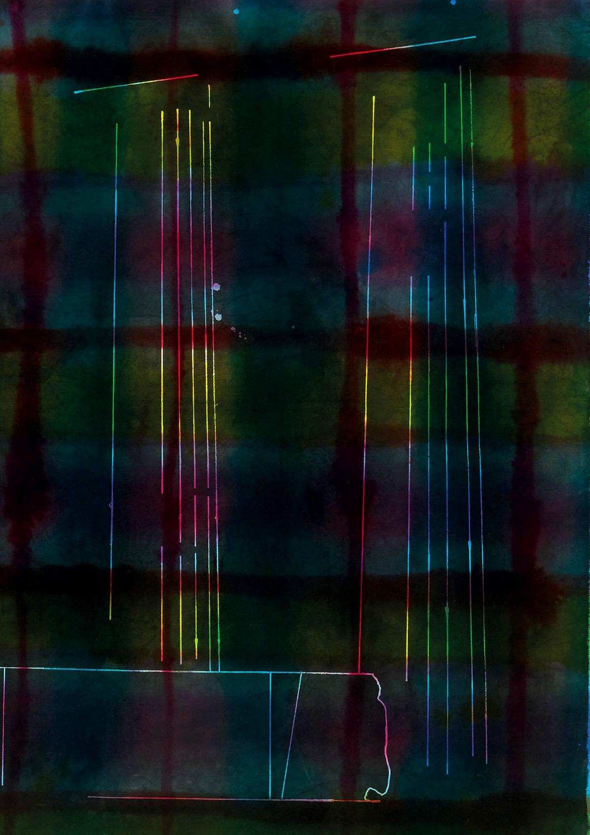 Eva Rothschild, 'Peak Times', installation (detail)