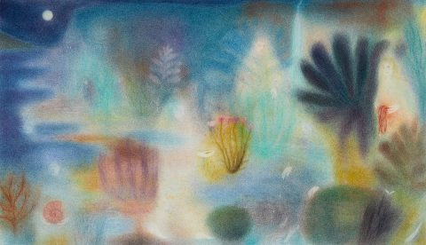 Mary Herbert, 'The Body Remembers', soft pastel on paper