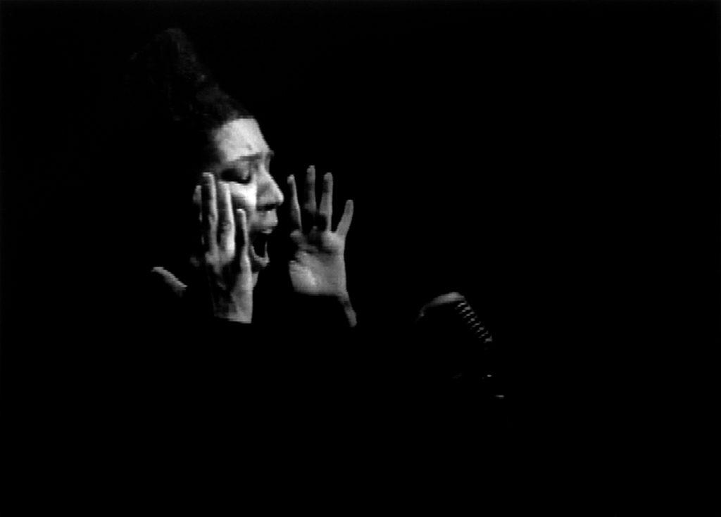 Shirin Neshat, 'Turbulent', film, 1998