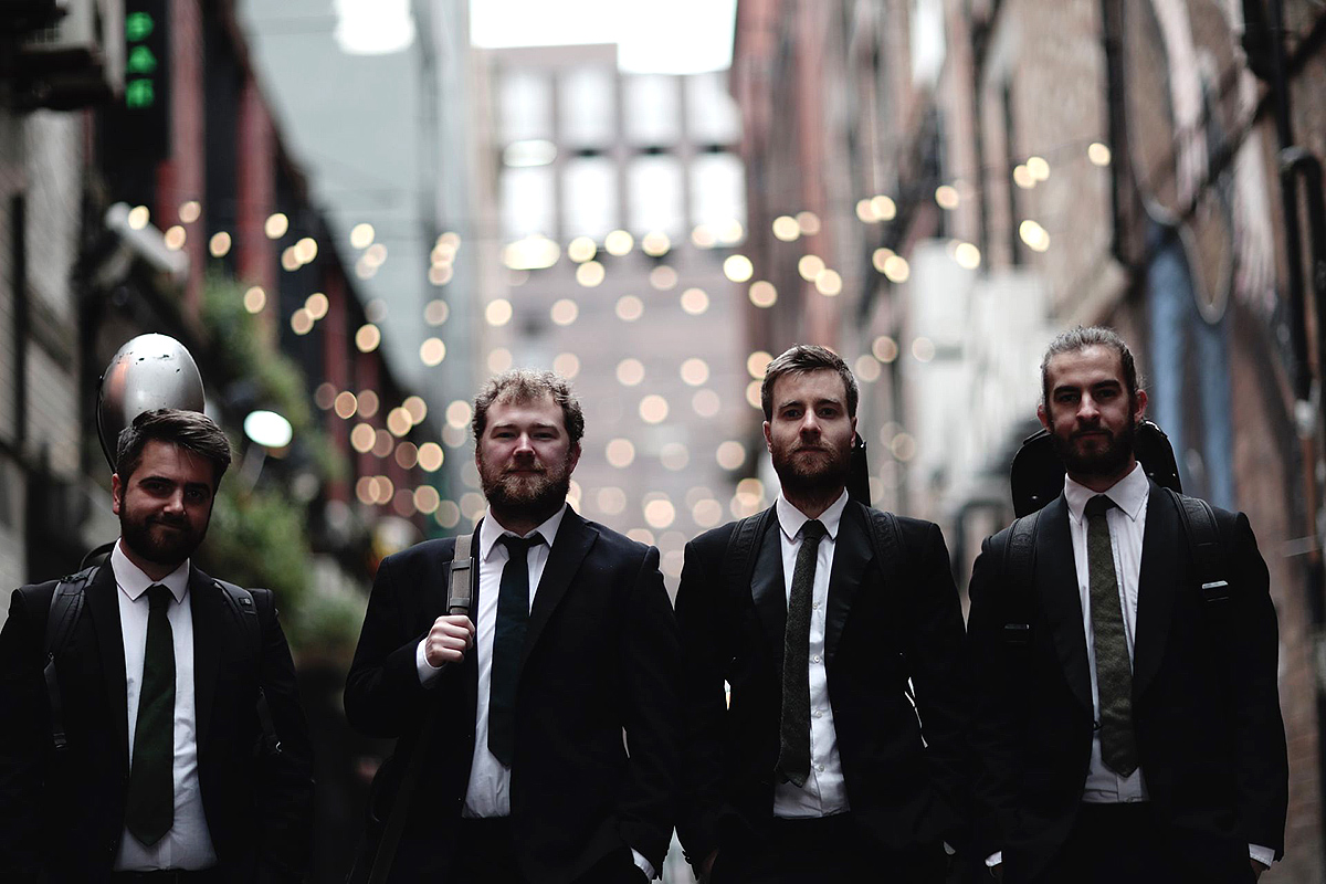 The Maxwell Quartet are to appear at the Festival