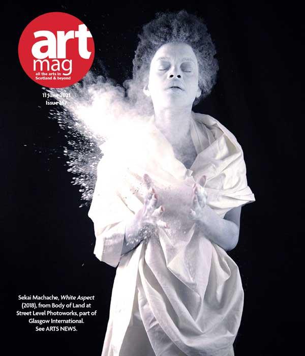 Artmag 167 Cover