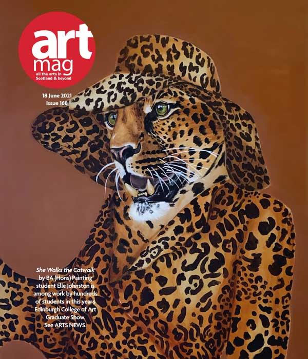Artmag 168 Cover