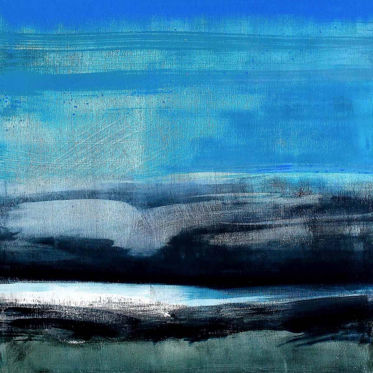 Helen Glassford, 'Revel', oil on board