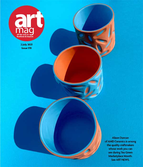 Artmag 170 Cover