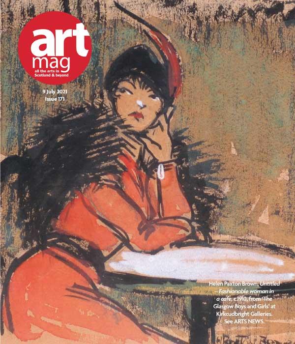 Artmag 171 Cover