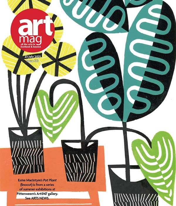 Artmag 173 Cover