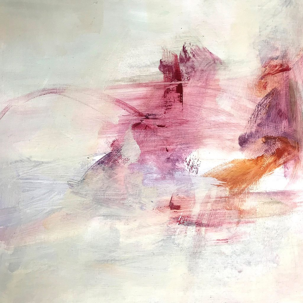 Catherine Young, 'Drifting', acrylic