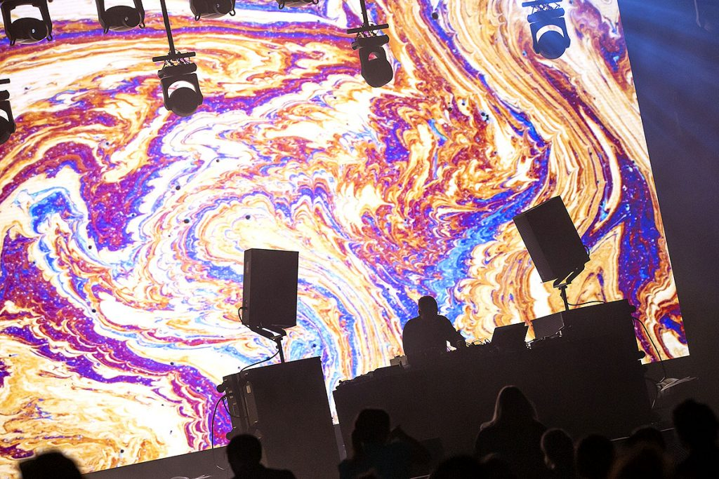 Floating Points, 14th August 2021 © Jess Shurte