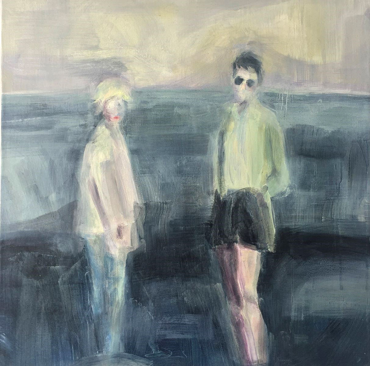 Louise Todd, 'Sunglasses for Refection', oil on canvas
