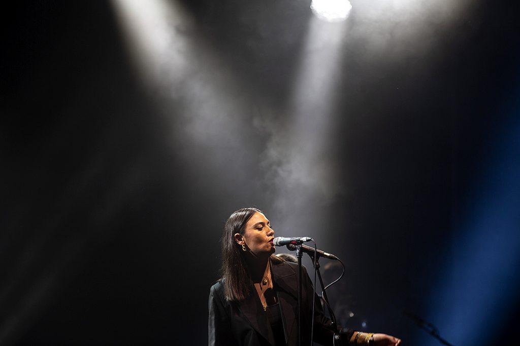 Nadine Shah, 18th Aug 2021 © Jess Shurte