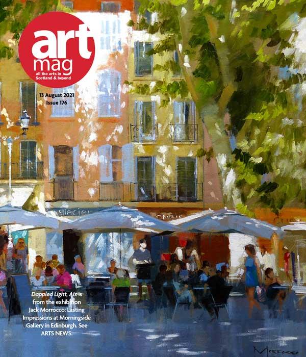 Artmag 176 Cover