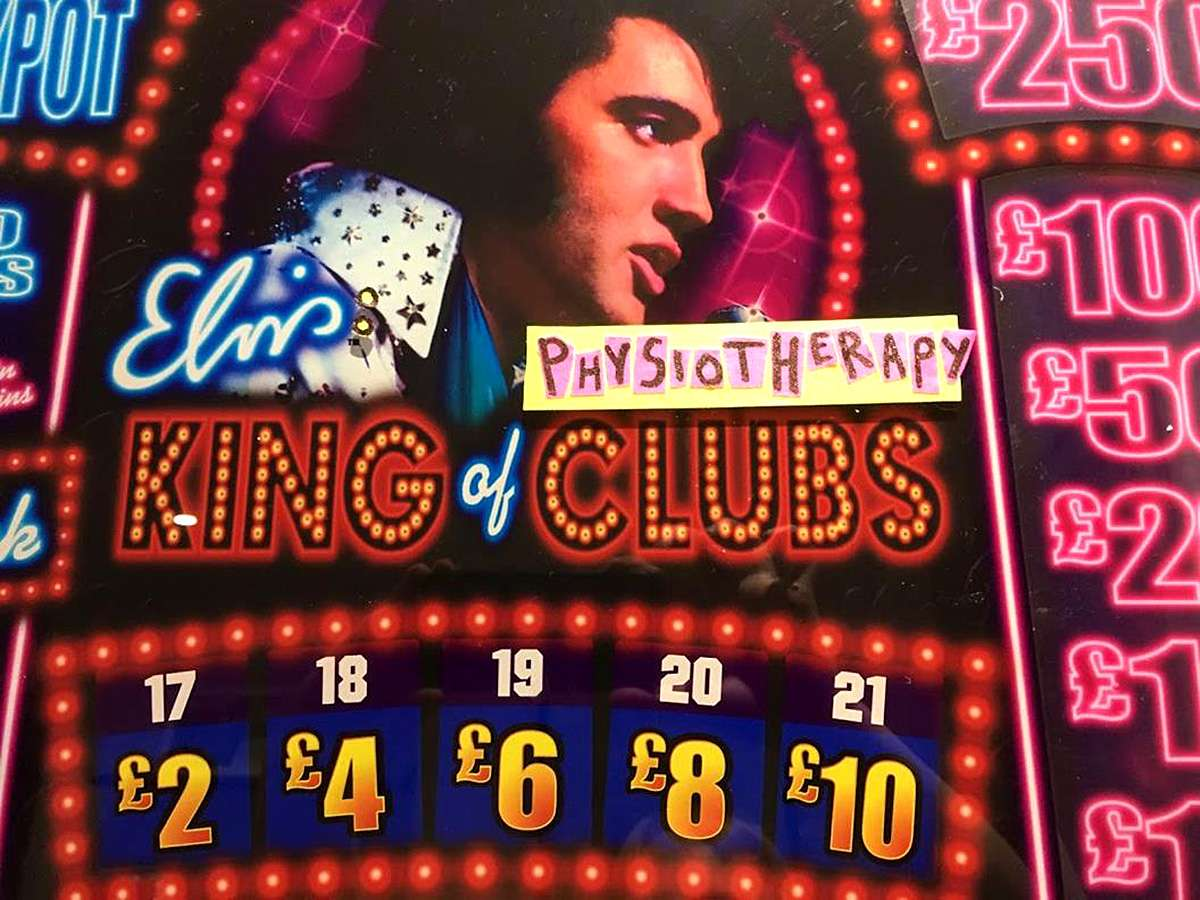 Abi Palmer, 'Crip Casino'