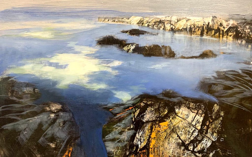 Beth Robertson-Fiddes, 'Iona Coast'
