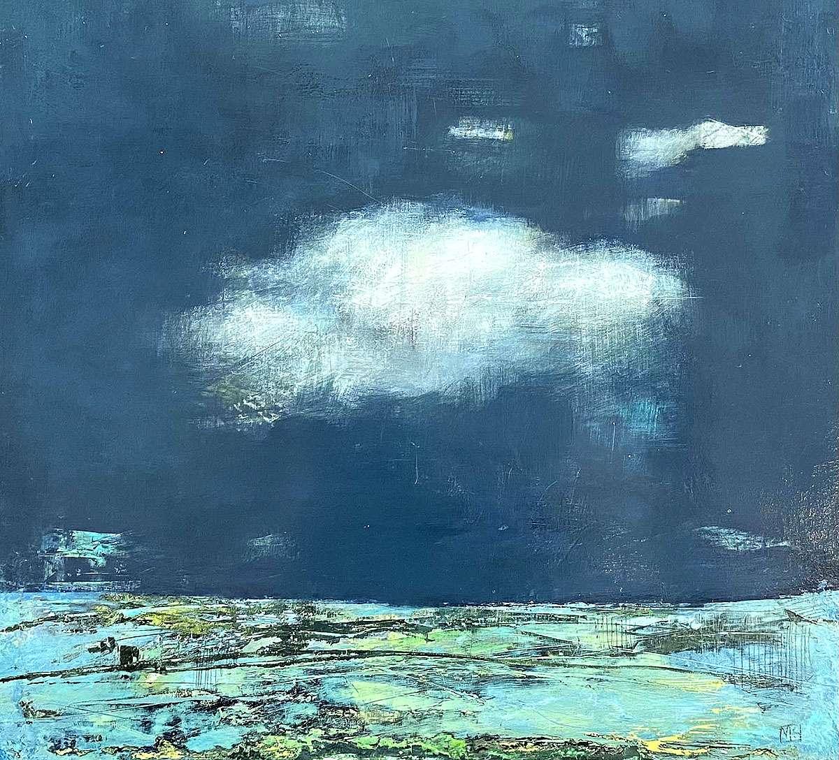 Morag Smith, 'Sometimes', acrylic on board