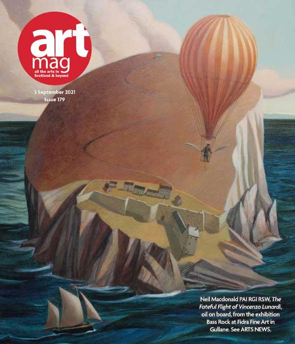 Artmag 179 Cover