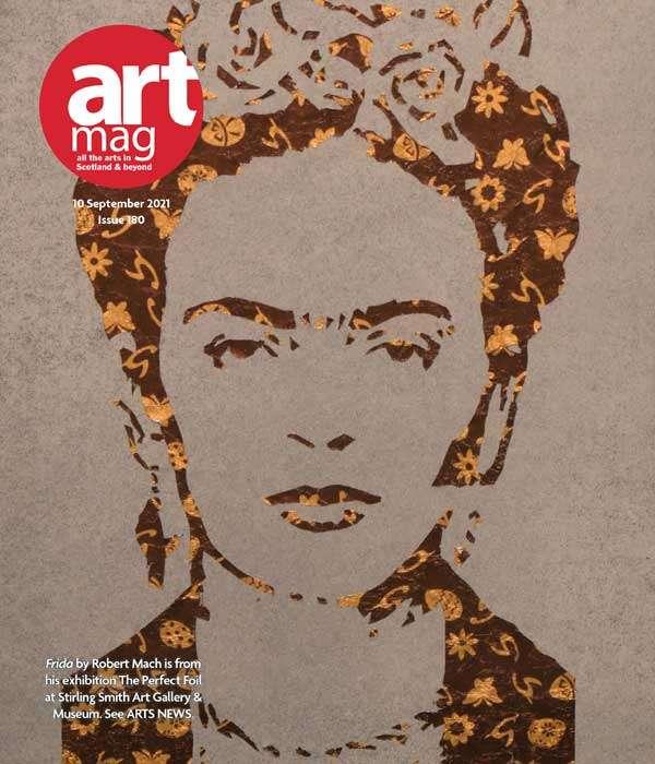 Artmag 180 Cover