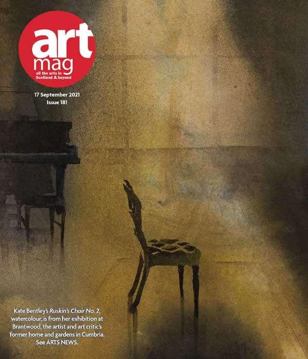 Artmag 181 Cover