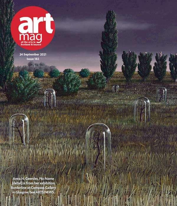 Artmag 182 Cover