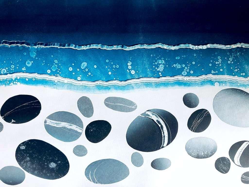 Raine Clarke, 'Shoreline'