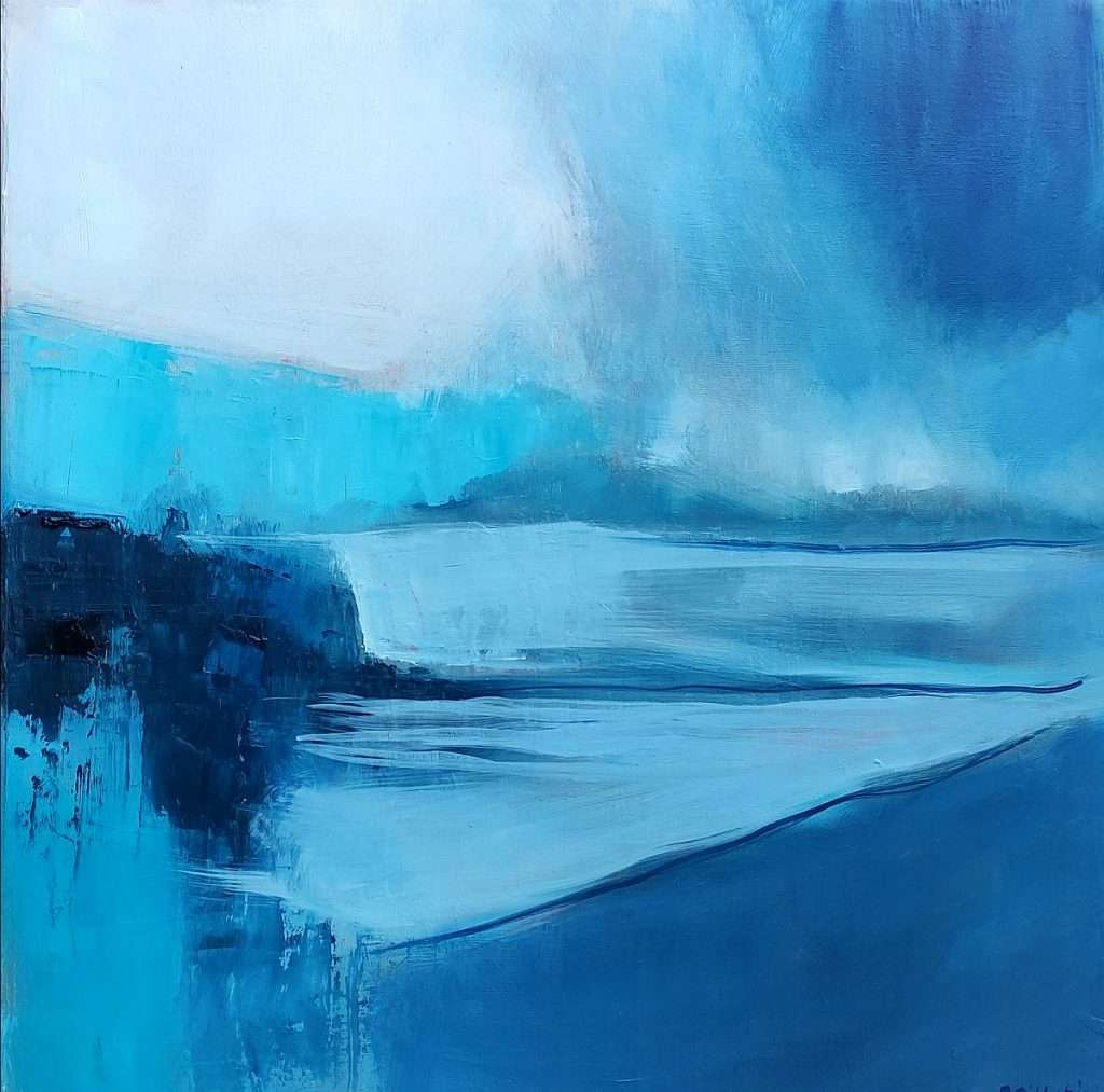 Siobhan O'Hehir, 'The Edge of the Water', oil on canvas