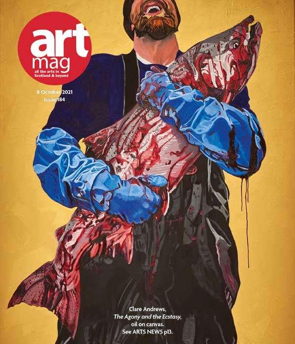Artmag 184 Cover