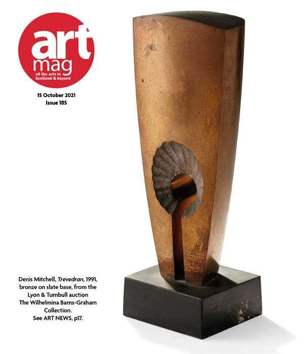 Artmag 185 Cover