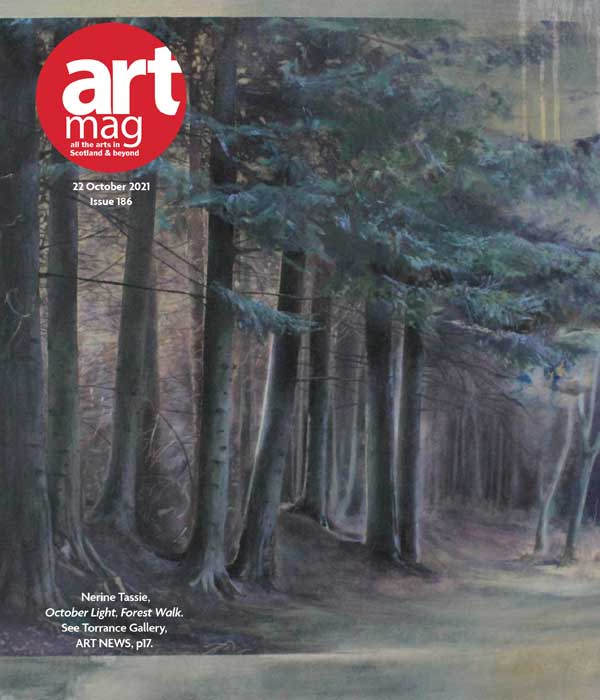 Artmag 186 Cover