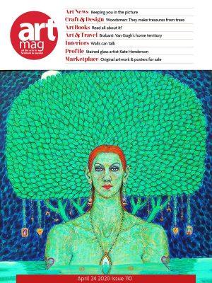 Artmag 110 Cover